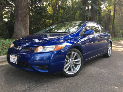 2008 Honda Civic for sale at Valley Coach Co Sales & Lsng in Van Nuys CA
