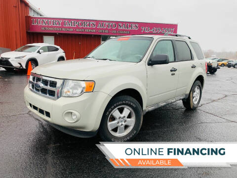 2009 Ford Escape for sale at LUXURY IMPORTS AUTO SALES INC in North Branch MN