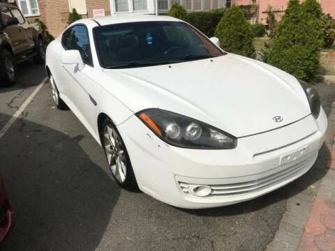 2007 Hyundai Tiburon for sale at Drive Deleon in Yonkers NY