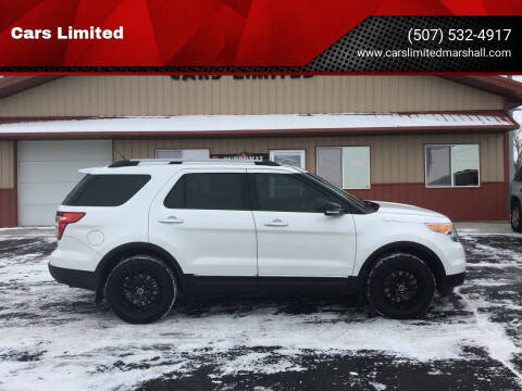 2015 Ford Explorer for sale at Cars Unlimited in Marshall MN