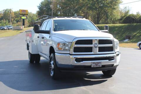 2016 RAM Ram Chassis 3500 for sale at Baldwin Automotive LLC in Greenville SC
