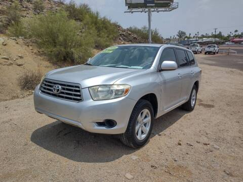 2008 Toyota Highlander for sale at Ideal Cars East Mesa in Mesa AZ