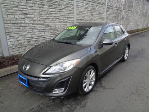 2010 Mazda MAZDA3 for sale at Matthews Motors LLC in Algona WA
