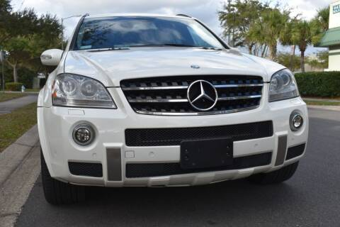 2007 Mercedes-Benz M-Class for sale at Monaco Motor Group in Orlando FL