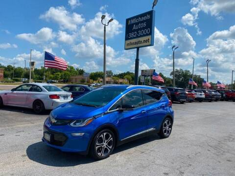 2017 Chevrolet Bolt EV for sale at Michaels Autos in Orlando FL