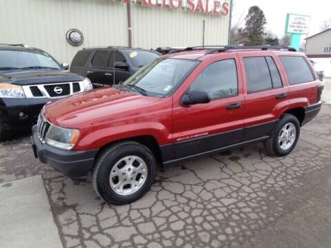 2003 Jeep Grand Cherokee for sale at De Anda Auto Sales in Storm Lake IA