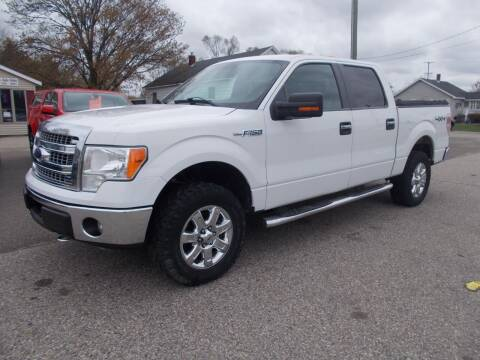 2013 Ford F-150 for sale at Jenison Auto Sales in Jenison MI