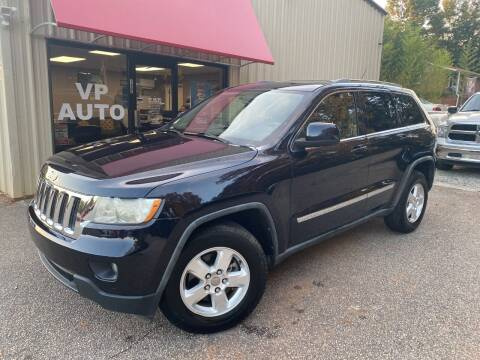 2011 Jeep Grand Cherokee for sale at VP Auto in Greenville SC