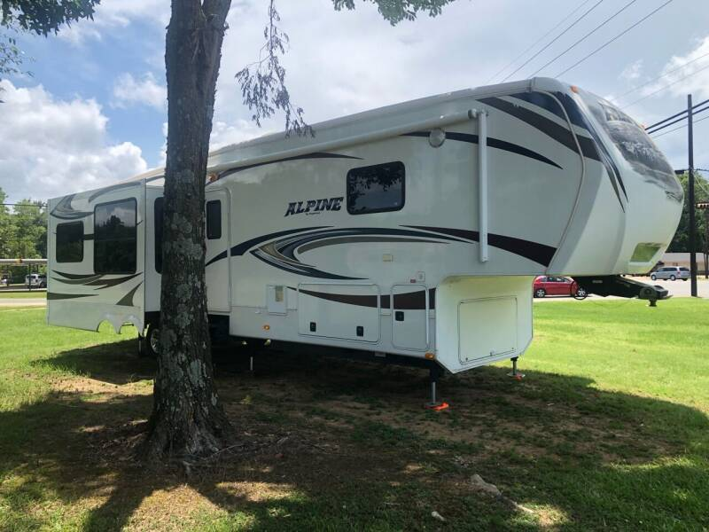 2013 FORSALE!!KeystoneAlpine M-3555RL for sale at S & R RV Sales & Rentals, LLC in Marshall TX