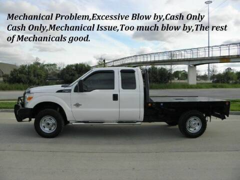 2011 Ford F-250 Super Duty for sale at SARCO ENTERPRISE inc in Houston TX