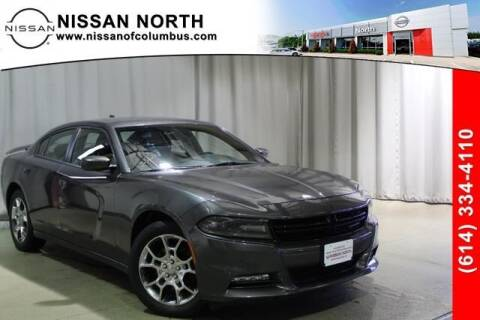 2016 Dodge Charger for sale at Auto Center of Columbus in Columbus OH