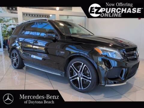 2018 Mercedes-Benz GLE for sale at Mercedes-Benz of Daytona Beach in Daytona Beach FL