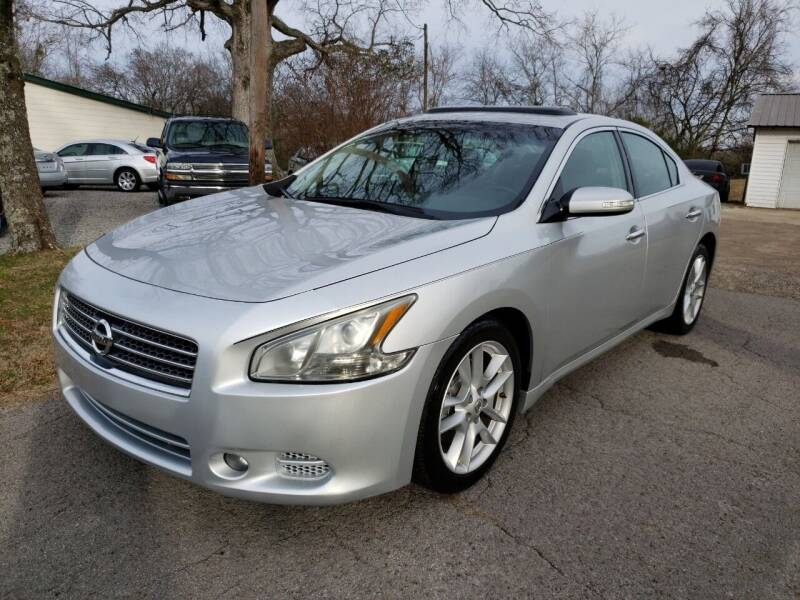 2011 Nissan Maxima for sale at Lincoln Auto Sales and Mechanic in Fayetteville TN