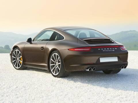 2014 Porsche 911 for sale at Hi-Lo Auto Sales in Frederick MD