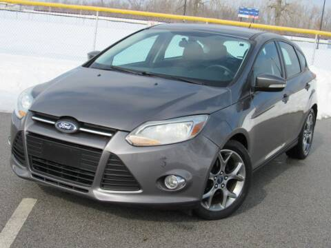 2014 Ford Focus for sale at Highland Luxury in Highland IN