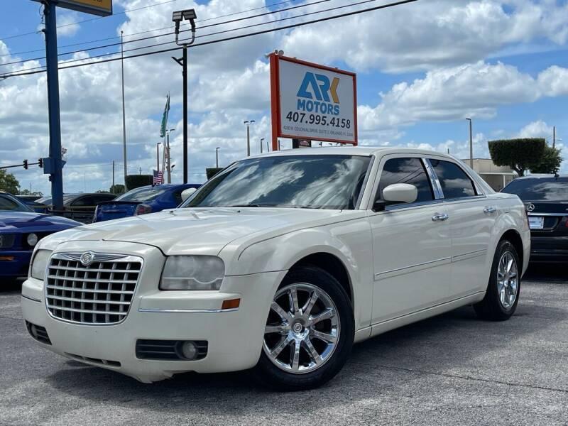 2007 Chrysler 300 for sale at Ark Motors LLC in Orlando FL