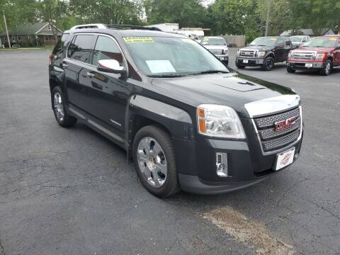 2012 GMC Terrain for sale at Stach Auto in Janesville WI