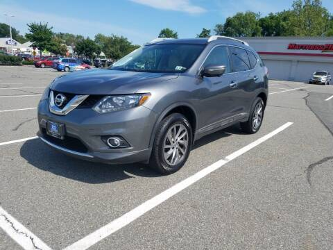 2015 Nissan Rogue for sale at B&B Auto LLC in Union NJ