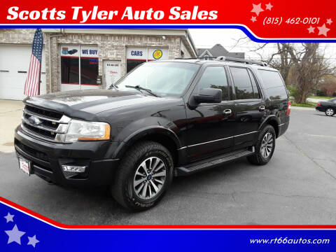 2015 Ford Expedition for sale at Scotts Tyler Auto Sales in Wilmington IL