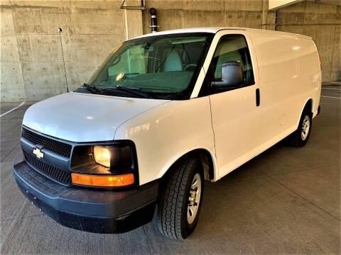 2011 Chevrolet Express Cargo for sale at CarDen in Denver CO