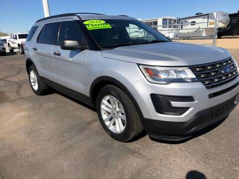 2016 Ford Explorer for sale at Ideal Cars Atlas in Mesa AZ