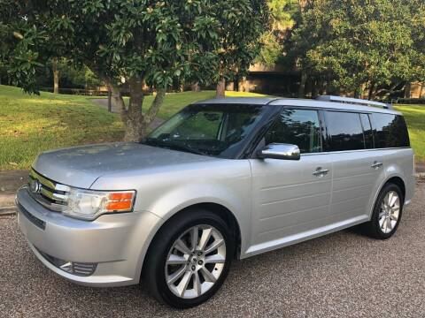 2012 Ford Flex for sale at Houston Auto Preowned in Houston TX