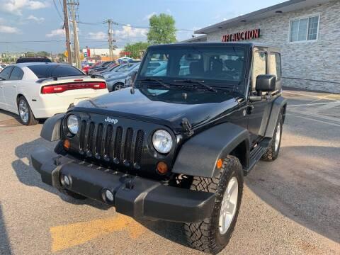 2013 Jeep Wrangler for sale at MFT Auction in Lodi NJ