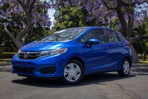 2019 Honda Fit for sale at 605 Auto  Inc. in Bellflower CA