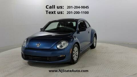 2016 Volkswagen Beetle for sale at NJ State Auto Used Cars in Jersey City NJ