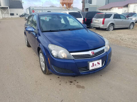 2008 Saturn Astra for sale at J & S Auto Sales in Thompson ND