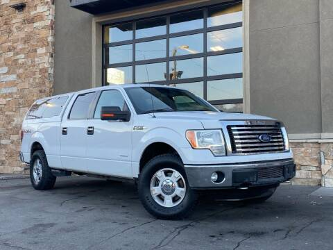 2011 Ford F-150 for sale at Unlimited Auto Sales in Salt Lake City UT