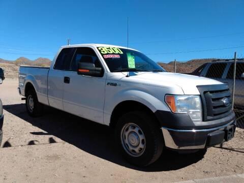 2011 Ford F-150 for sale at Hilltop Motors in Globe AZ