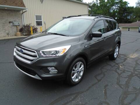 2017 Ford Escape for sale at Ritchie Auto Sales in Middlebury IN
