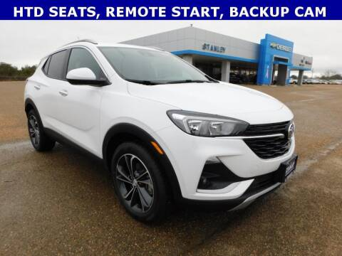 2021 Buick Encore GX for sale at Stanley Chrysler Dodge Jeep Ram Gatesville in Gatesville TX