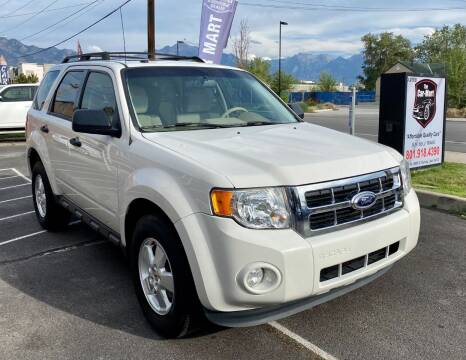 2012 Ford Escape for sale at The Car-Mart in Murray UT