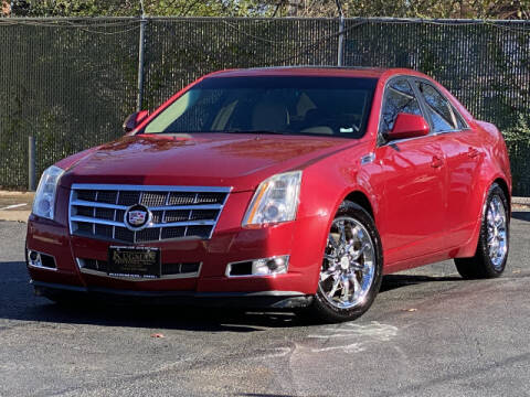2009 Cadillac CTS for sale at Kugman Motors in Saint Louis MO