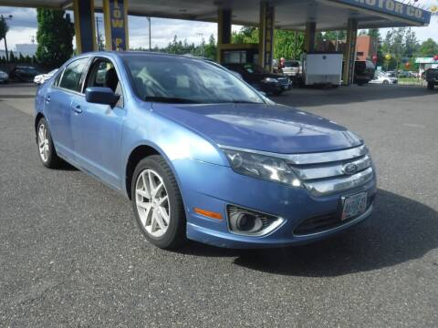 2010 Ford Fusion for sale at Brooks Motor Company, Inc in Milwaukie OR