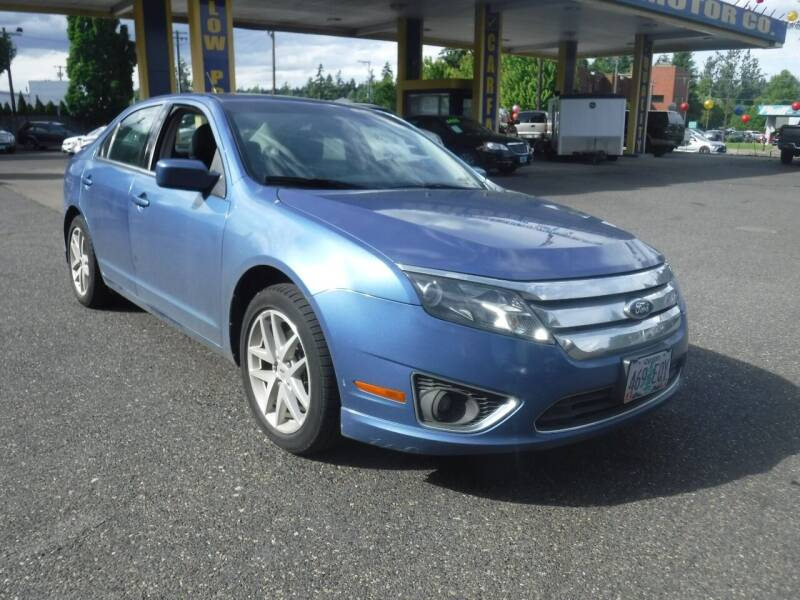 2010 Ford Fusion for sale in Milwaukie, OR