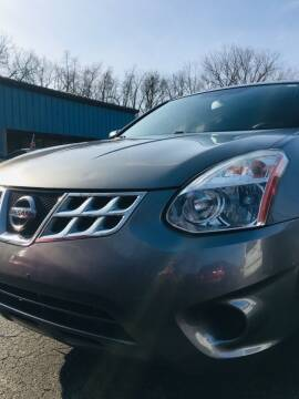 2012 Nissan Rogue for sale at Thompson Auto Diagnostics / Auto Sales Division in Mishawaka IN