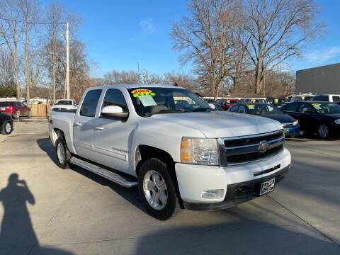 2009 Chevrolet Silverado 1500 for sale at Zacatecas Motors Corp in Des Moines IA