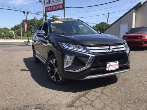 2018 Mitsubishi Eclipse Cross for sale at PAYLESS CAR SALES of South Amboy in South Amboy NJ