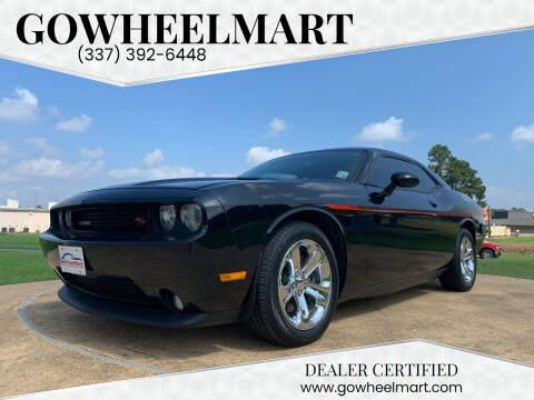 2014 Dodge Challenger for sale at GOWHEELMART in Leesville LA