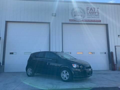 2015 Chevrolet Sonic for sale at Fatt Larry's Customs in Sugar City ID