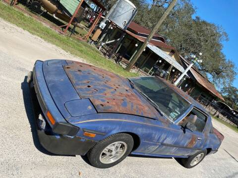 1979 Mazda RX-7 for sale at OVE Car Trader Corp in Tampa FL