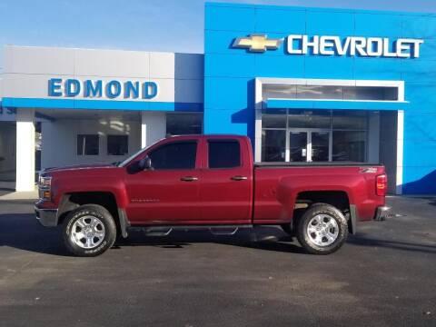 2014 Chevrolet Silverado 1500 for sale at EDMOND CHEVROLET BUICK GMC in Bradford PA