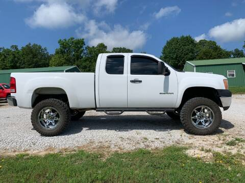 2011 GMC Sierra 1500 for sale at Steve's Auto Sales in Harrison AR