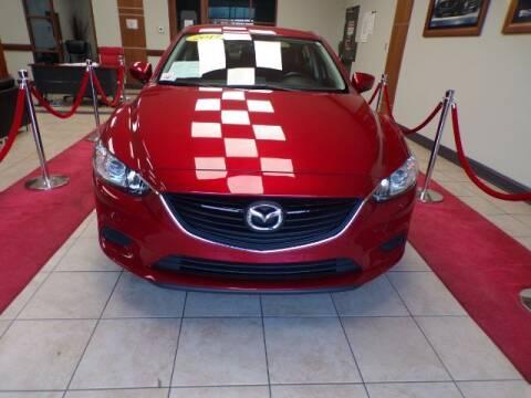 2017 Mazda MAZDA6 for sale at Adams Auto Group Inc. in Charlotte NC
