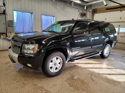 2012 Chevrolet Suburban for sale at Sand's Auto Sales in Cambridge MN