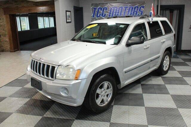 2007 Jeep Grand Cherokee for sale at TCC Motors in Farmington Hills MI