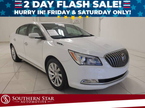 2014 Buick LaCrosse for sale at Southern Star Automotive, Inc. in Duluth GA